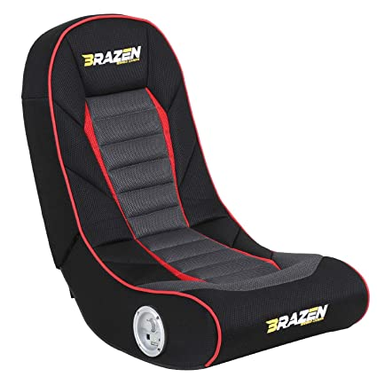 Cool Brazen Sabre 2 0 Sound Gaming Chair Pabps2019 Chair Design Images Pabps2019Com