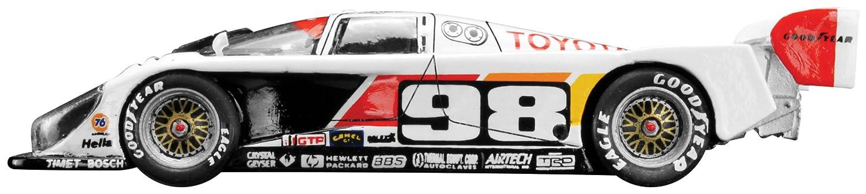 Dickie-Schuco 413311050 - Set Toyota Eagle MKII, scala 1 43, 2 modelli, colore  Rosso