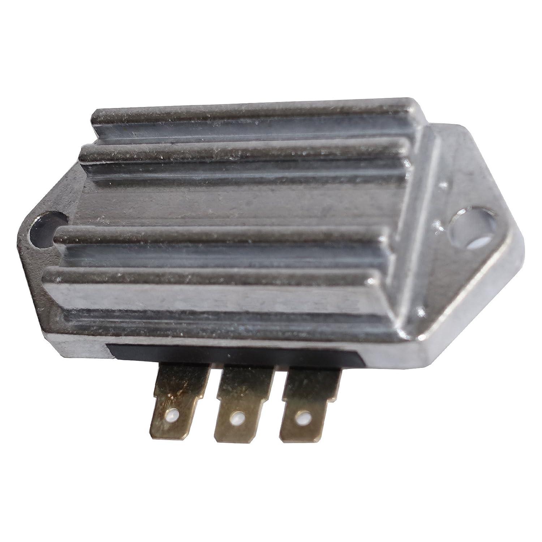 Motadin Voltage Regulator Rectifier for Kohler John Deere K341 K361 K532 K582 L161 L181