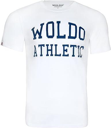Camiseta básica para hombre de algodón, manga corta, corte regular: Amazon.es: Ropa y accesorios