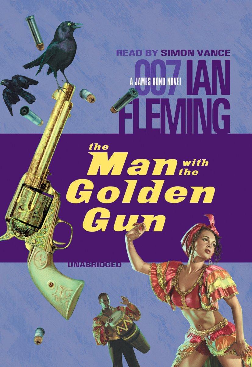Man Golden Gun James Bond product image