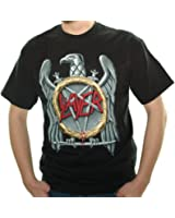 Slayer - Eagle Logo T-Shirt