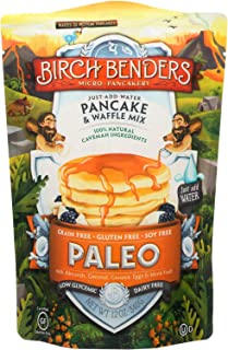 product image for Birch Benders - Pancake And Waffle Mix - Paleo - Case Of 6 - 12 Oz