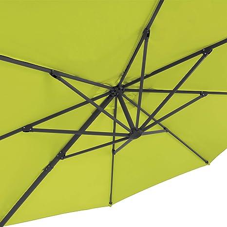 Amazon.com: corliving ppu-540-u Deluxe compensar Parasol de ...