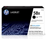 HP 58X   CF258X   Toner-Cartridge   Black   Works with HP LaserJet Pro M404 series, M428 series   High Yield