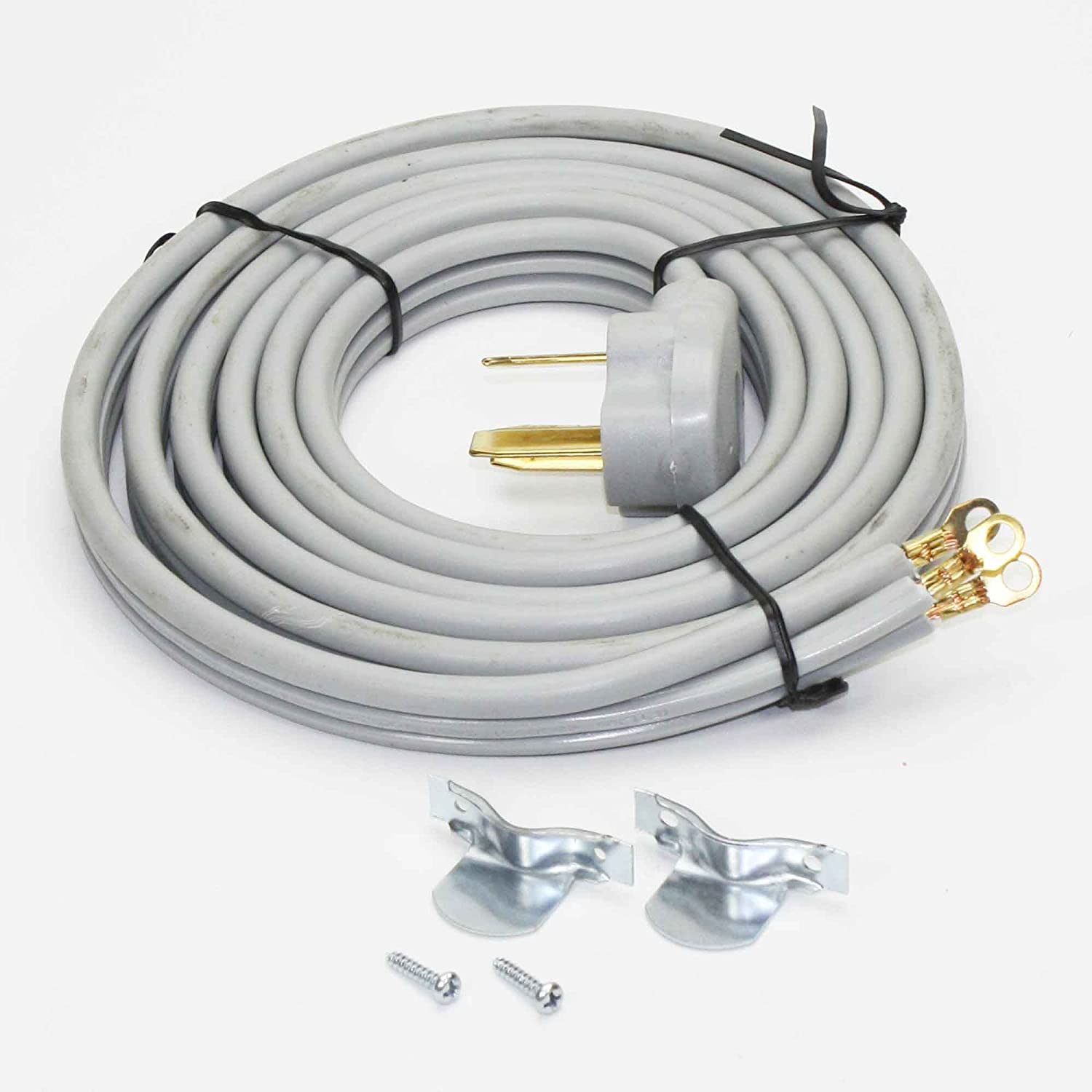 RC3-40-10 Range Stove Oven Power Cord | 3 Wire | 10 Feet Long | 40A 220V