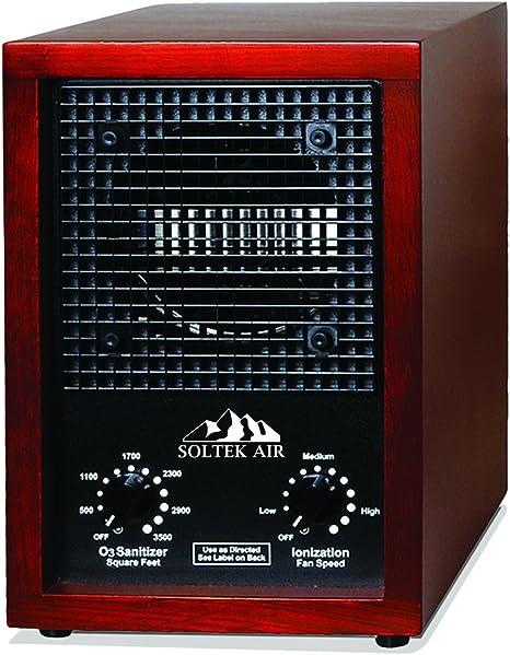 Soltek Air 3500 Pro Purificador de aire y desinfectante para toda la casa: Amazon.es: Hogar