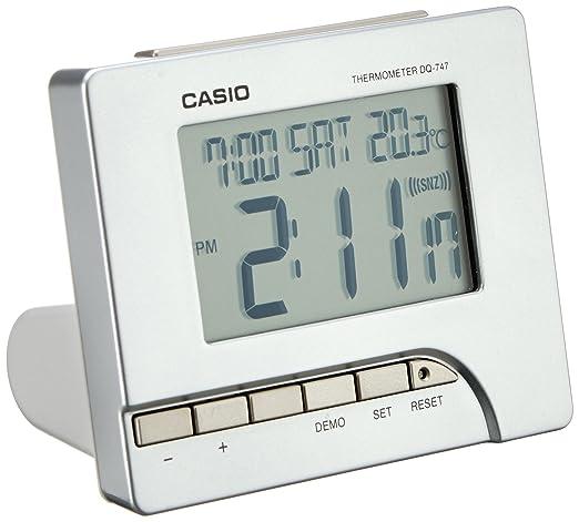 191 opinioni per Casio Wake Up Timer – Sveglia Digitale – DQ-747-8EF