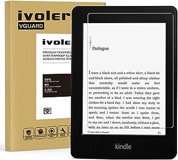 ivoler Protector de Pantalla para Amazon Kindle Paperwhite (All ...