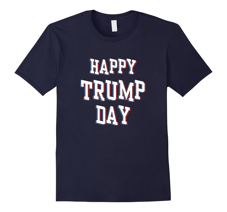 Trump Presidential Inauguration T-Shirt - Jan 20th 2017-TD