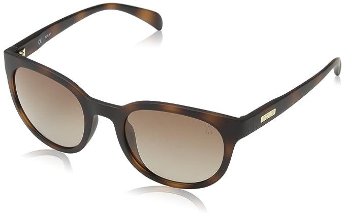Tous Damen Sonnenbrille STO913-500AH9, Braun (Shiny Havana), 50