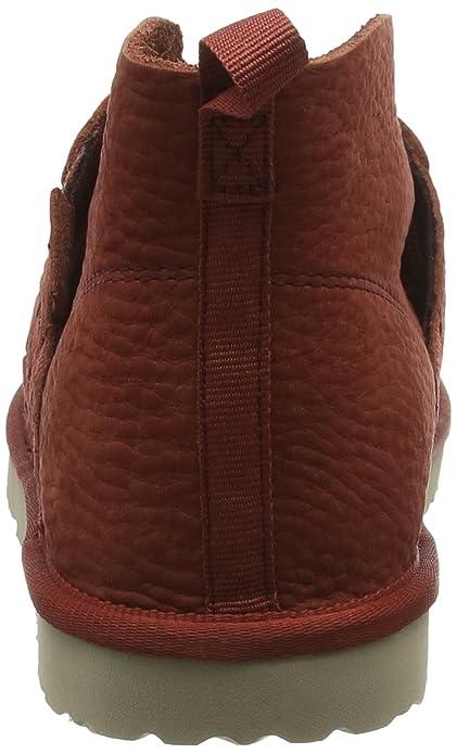 Teva W COROMAR-W - Botines de Cuero Mujer, Color Rojo, Talla M: Amazon.es: Zapatos y complementos