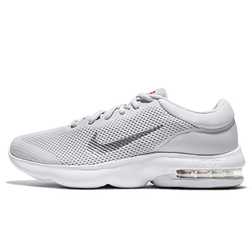 Nike Men s Air Max Advantage Running Shoe Pure Platinum White Wolf Grey Size  12 M US  Buy Online at Low Prices in India - Amazon.in 86764d27e