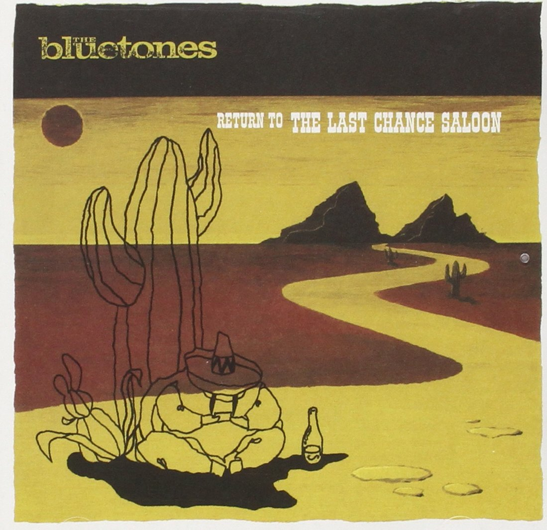The Bluetones - Sleazy Bed Track