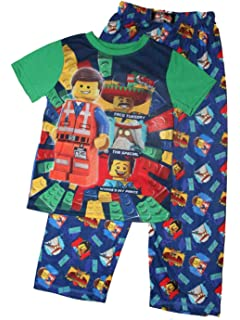 The Lego Movie Boys Pajamas 4-12