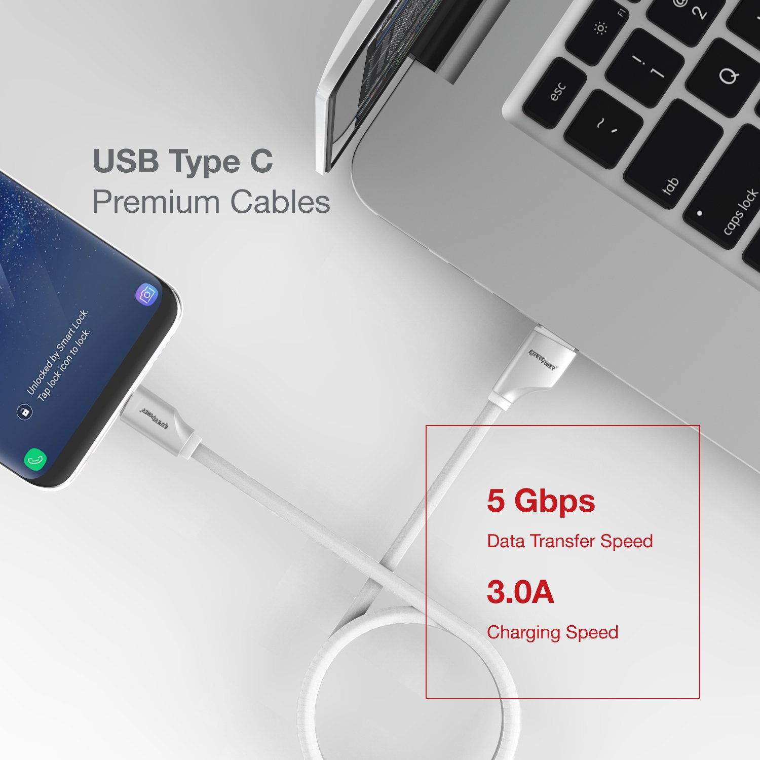 amazon com expertpower usb c type c to usb a cable 6 6ft 3a rh amazon com