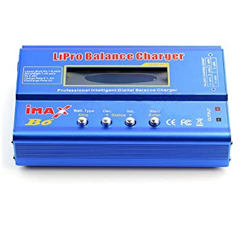 AFISC - IMAX B6 AC DC Power Adapter Cargador para Li-ion ...