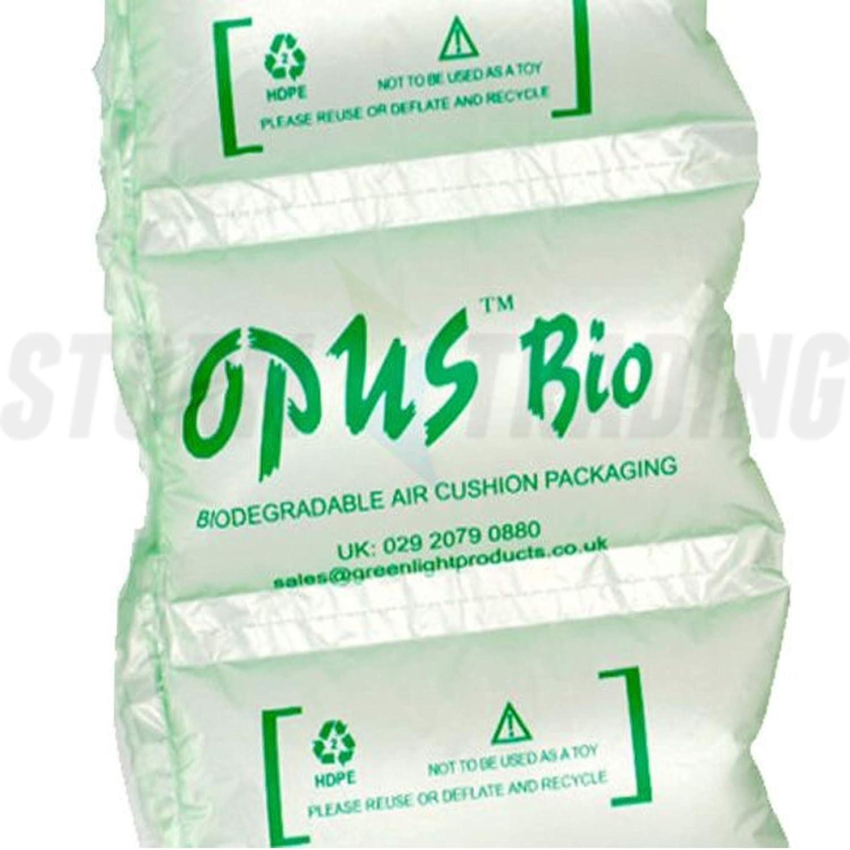 1200 almohadas de aire de relleno liviano biodegradables ...