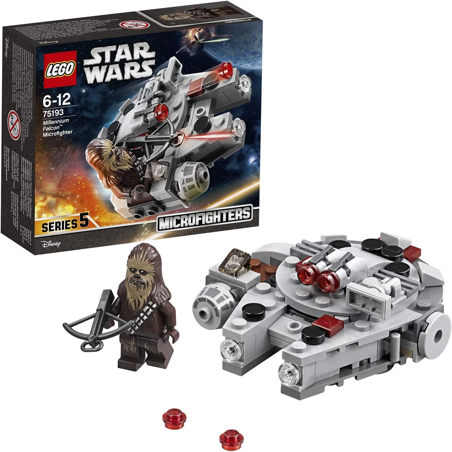 LEGO Star Wars Millennium Falcon Microfighter Star Wars Toy