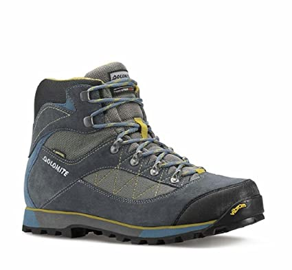3012fbcdcac7d BOOTS DOLOMITE ZERNEZ GTX FOR TREKKING SOLE VIBRAM BLU CARBON  Amazon.it   Sport e tempo libero