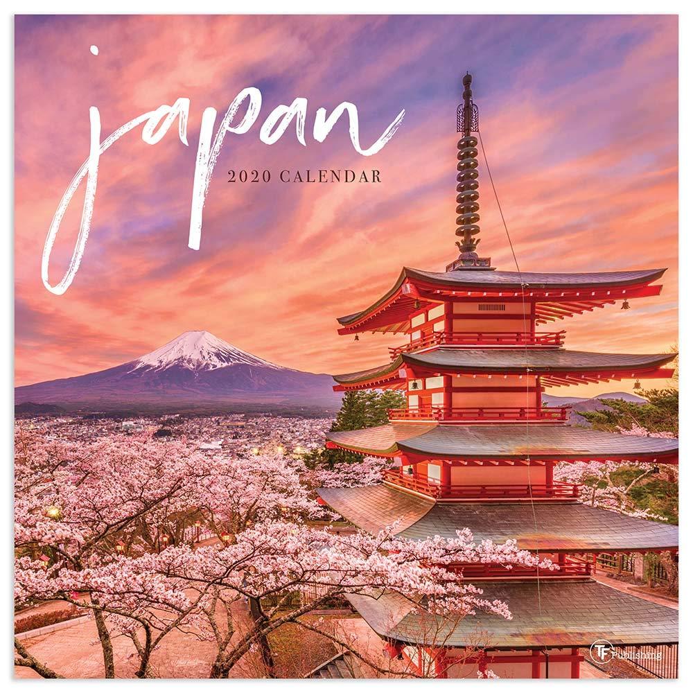 Japan 2020 Calendar