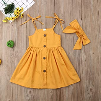 ad793f8798e Amazon.com  Toddler Baby Girls Ruffles Sleeve Dots Bowknot Shirt + Overall  Skirt + Headband Outfits Set School Uniform  Clothing
