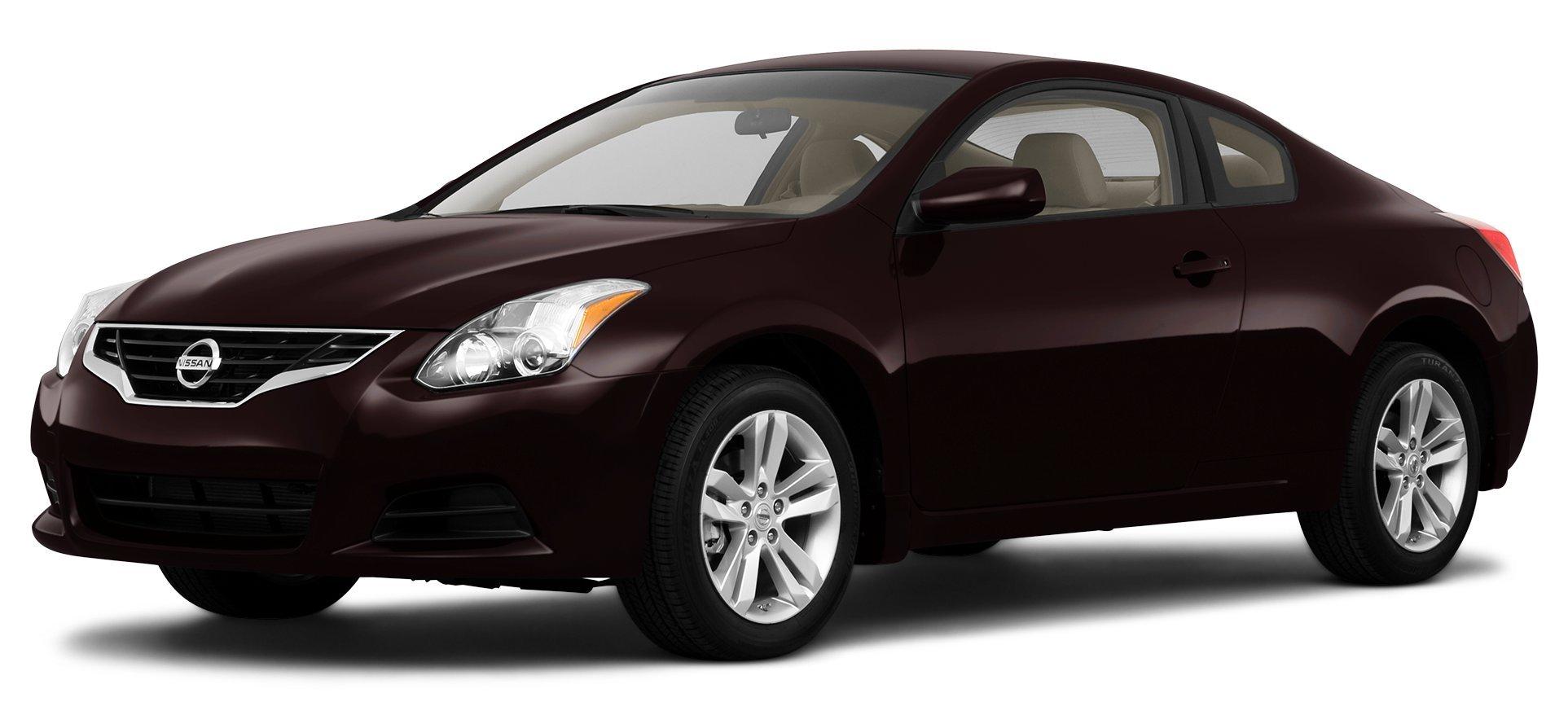 ... 2010 Nissan Altima 2.5 S, 2-Door Coupe 4-Cylinder CVT