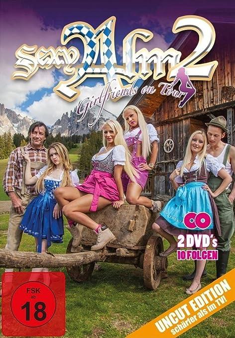 Sexy Alm 2 - Girlfriends on Tour [2 DVDs]: Amazon.de: Mia