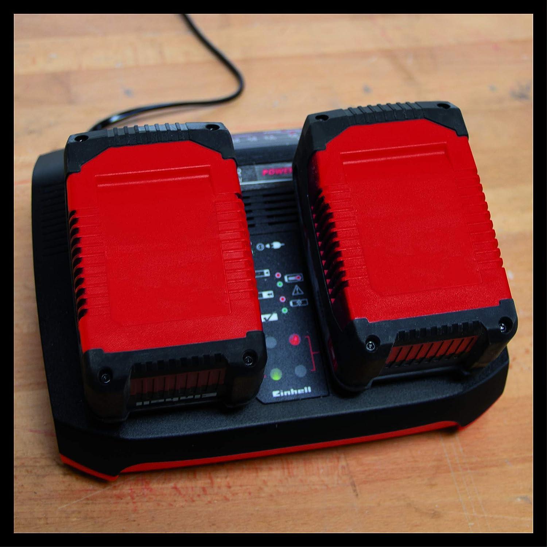 Einhell AGILLO - Desbrozadora a Baterías, 2 x 18 V + Einhell ...