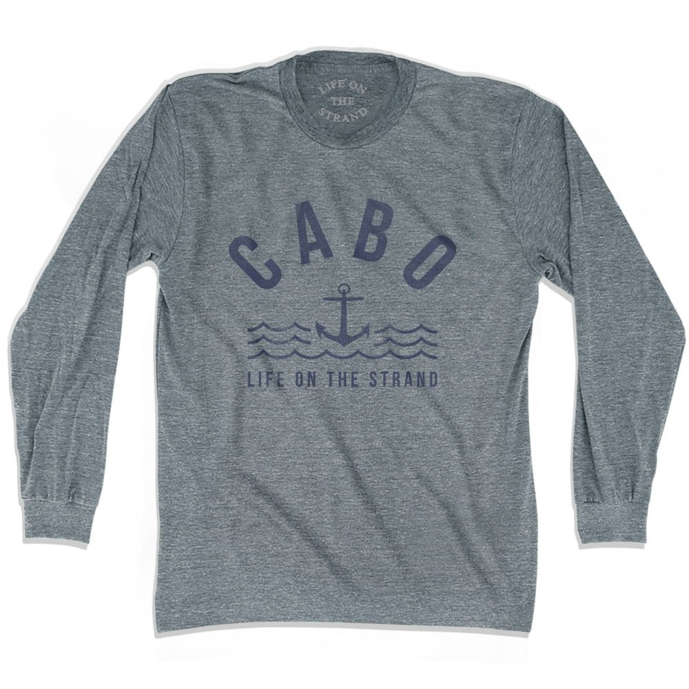 Cabo Anchor Life on the Strand Long Sleeve T-shirt