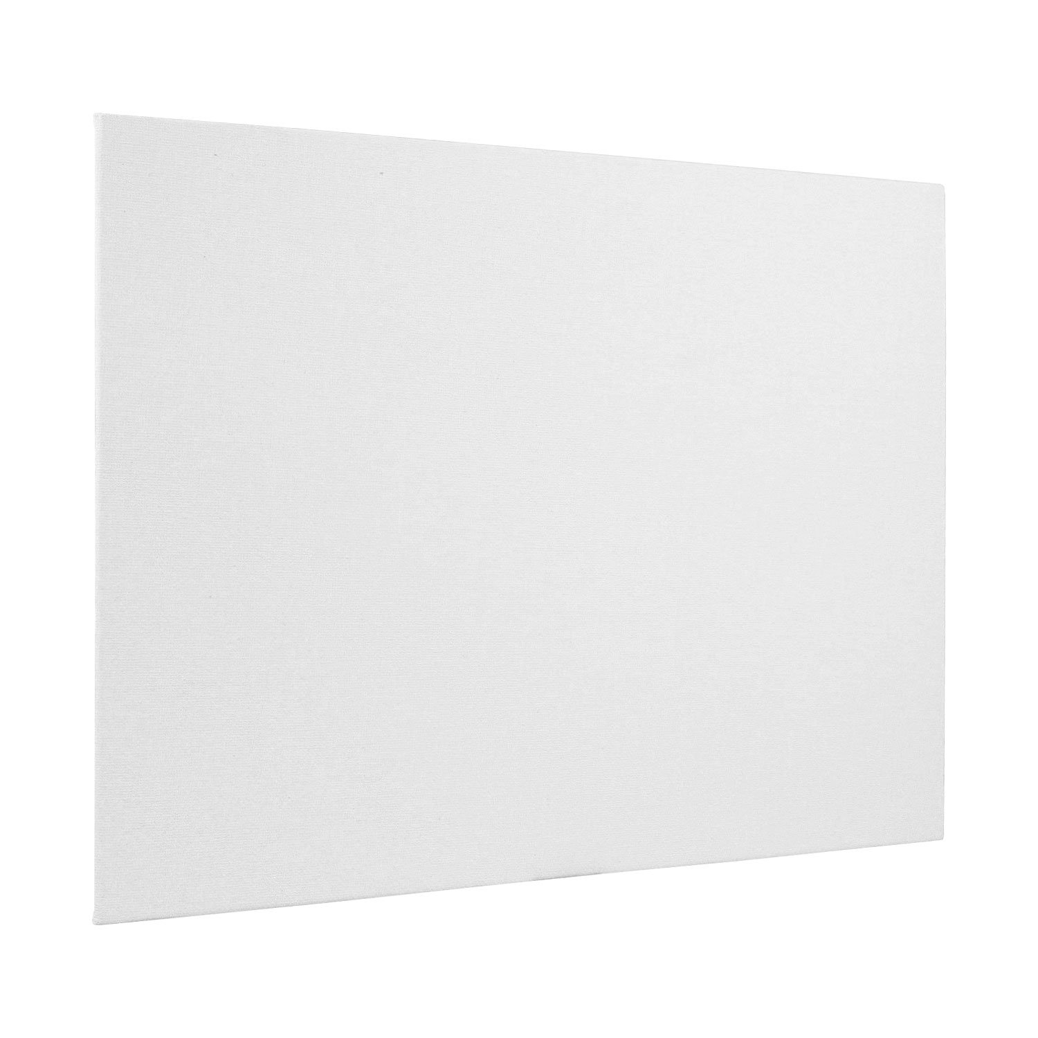 US Art Supply 11 X 14 inch Professional Artist Quality Acid Free Canvas Panels 12-Pack (1 Full Case of 12 Single Canvas Panels) by US Art Supply (Image #1)