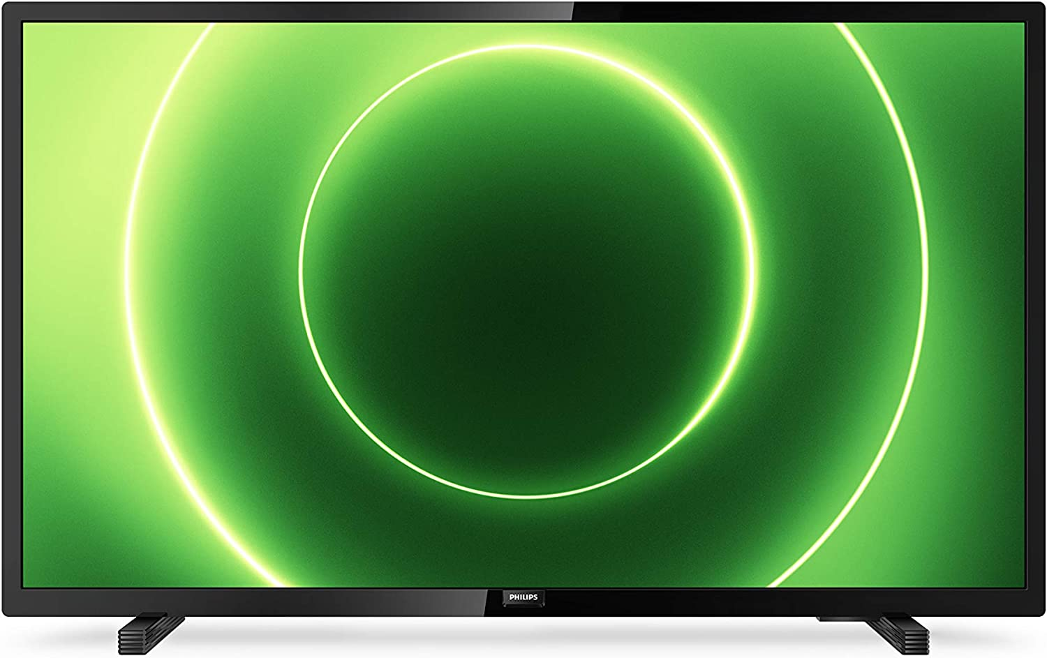 Televisor Philips 32PHS6605/12 de 32 Pulgadas (LED TV, Pixel Plus HD, Saphi Smart TV, Altavoces de Rango Completo, 3 x HDMI, 2 x USB, Ideal para Gaming), Color Negro Brillante (Modelo de