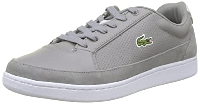 3000fbe977877 Lacoste Men s Setplay 317 1 Bass Trainers  Amazon.co.uk  Shoes   Bags