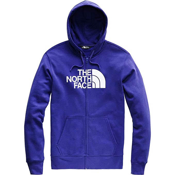 ba8f0bf7f The North Face Men's Half Dome Full Zip Hoodie