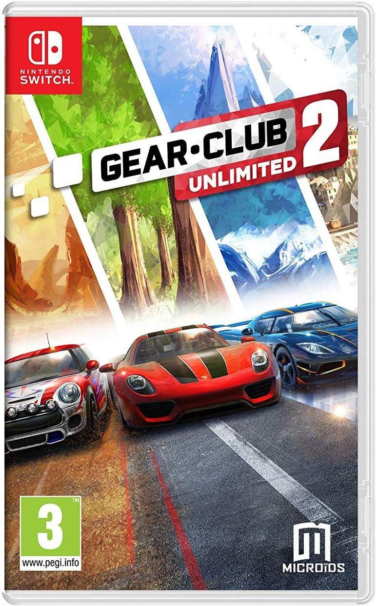 Gear.Club Unlimited 2: Amazon.es: Videojuegos