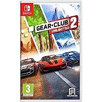 Gear Club 2 Unlimited Nintendo Switch