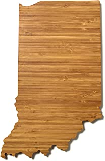 product image for AHeirloom State of Indiana Cutting Board
