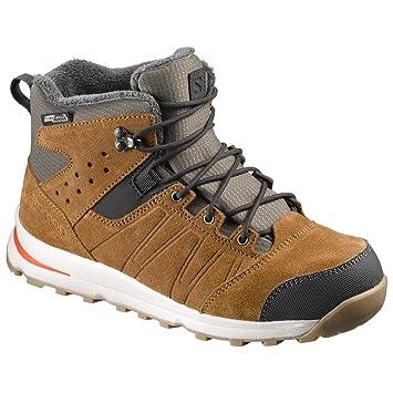 Salomon Speedcross Cswp J chaussures randonnées enfants vert 34,0 EU