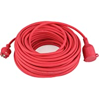 DECKEY Cable alargador de corriente 20M IP44 Alargador
