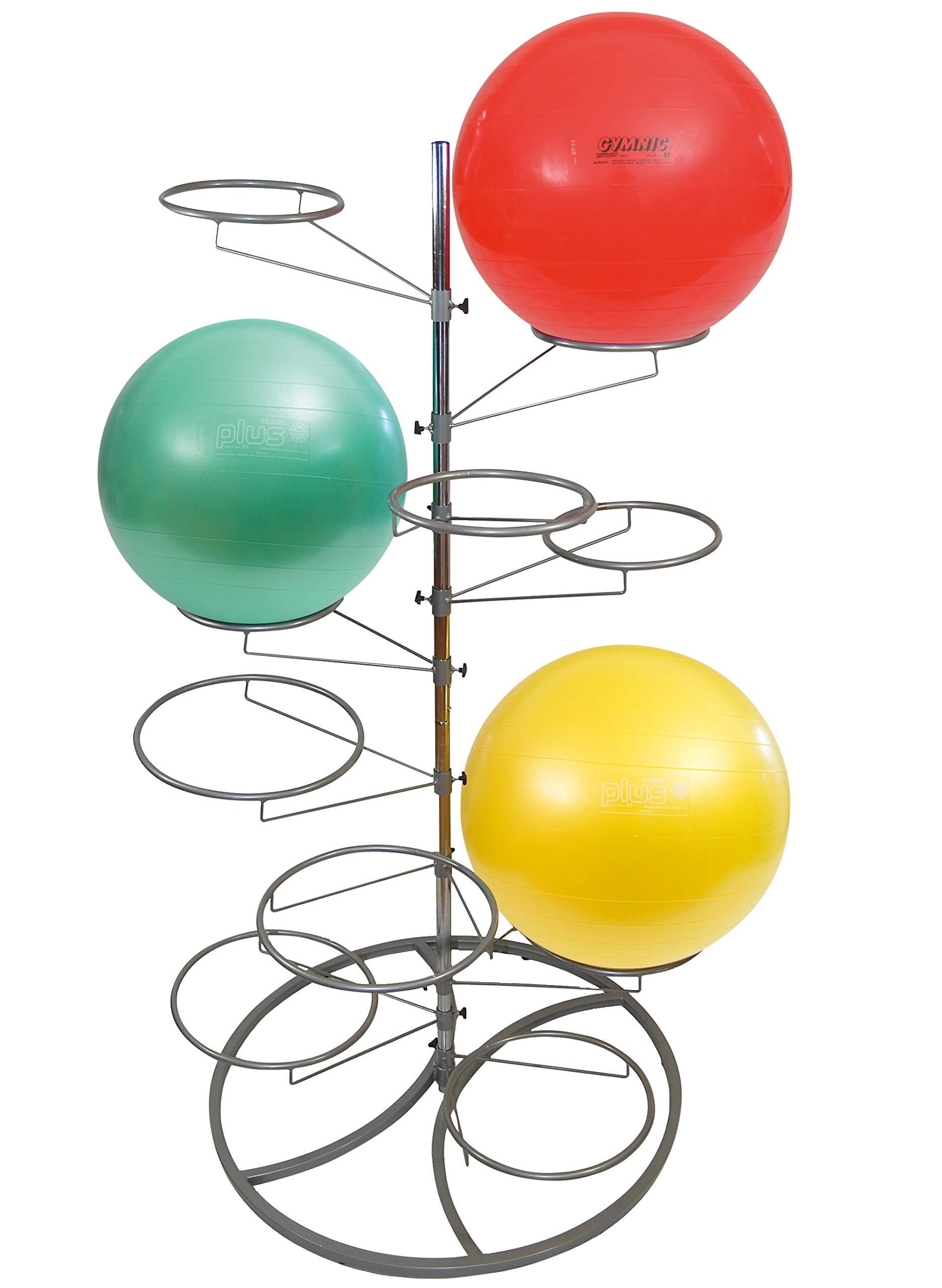 Gymnic Ball Tree Display