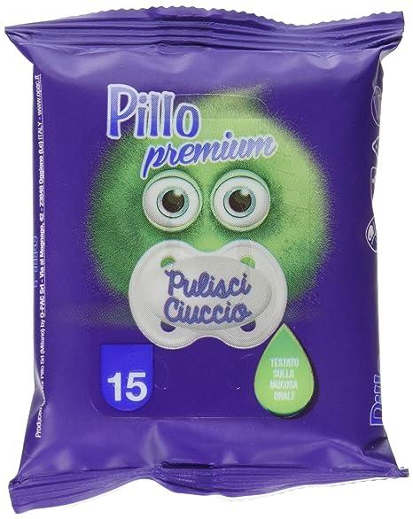 Pillo limpieza chupete 1 X15 toallitas: Amazon.es: Bebé