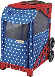 ZUCA ZuZuca Rolling Pet Carrier - Best in Show Insert Bag, Choose Your Frame Color