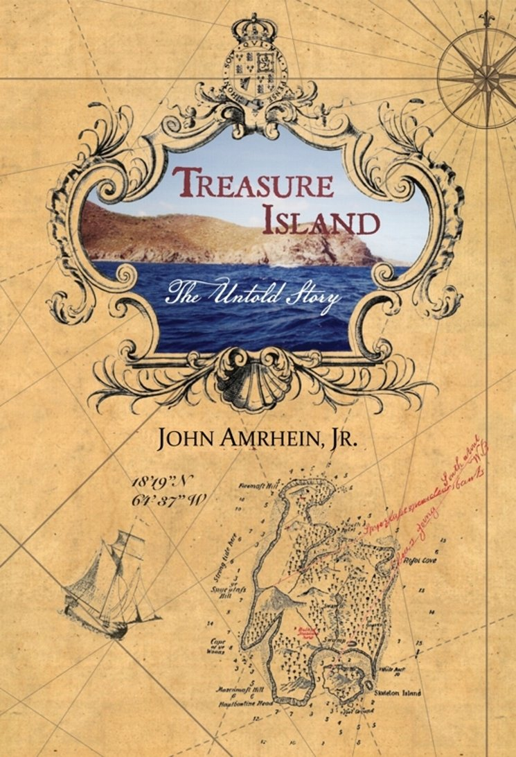 Treasure Island: The Untold Story PDF
