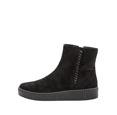 3afd62cd7d9 Gabor Bottines femme 73.730.80 noir  Amazon.fr  Chaussures et Sacs