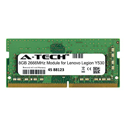 A-Tech 8GB Module for Lenovo Legion Y530 Laptop & Notebook ...