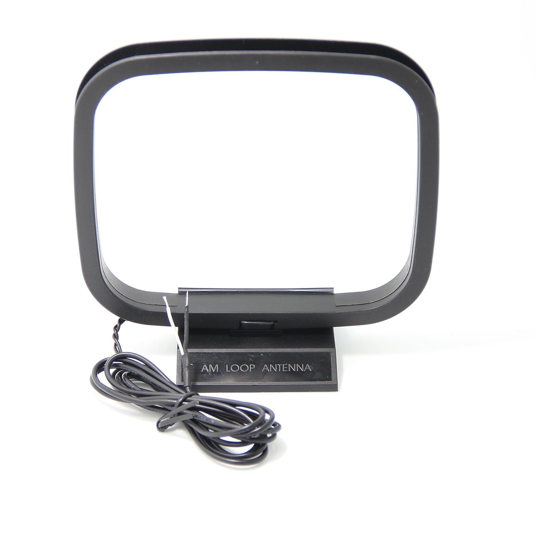 Ricevitore Runer sistemi audio Ancable Hi-Fi AM loop antenna a filo per Sharp//Panasonic ecc