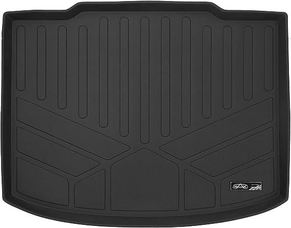MAXLINER All Weather Cargo Liner Floor Mat Black for 2017-2018 Honda CR-V - Factory Cargo Deck in Lower Position
