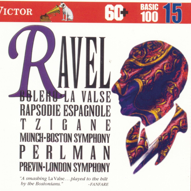 Ravel: Bolero; La Valse; Rapsodie Espagnole (RCA Victor Basic 100, Vol. 15) by Sony Classical
