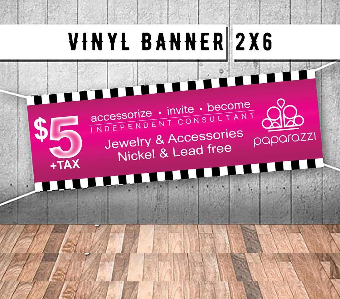 Paparazzi Banner - Cartel de Paparazzi para tu boutique ...