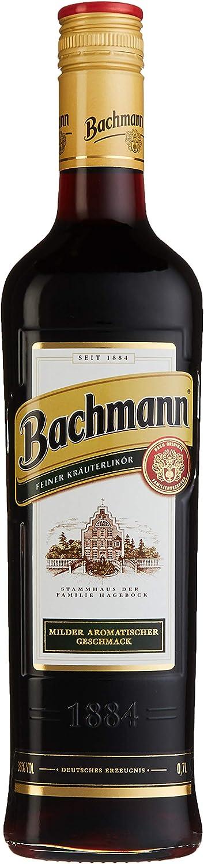 Bachmann Bitter Kräuterlikör (1 x 0.7 l): Amazon.de: Bier, Wein &  Spirituosen